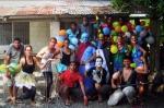 """Actividad """"El circo"""" realizada una tarde en en el verano"""