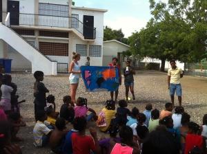 Juegos de verano en Sabana Yegua